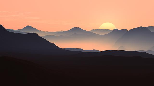 mountains-55067 640